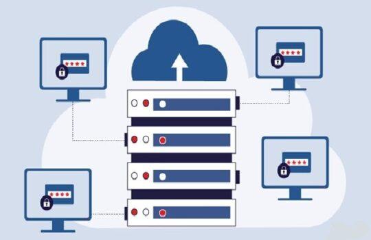 انتقال سرور میزبانی وب